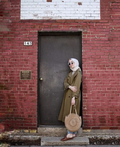 Outfit Trend for hijab