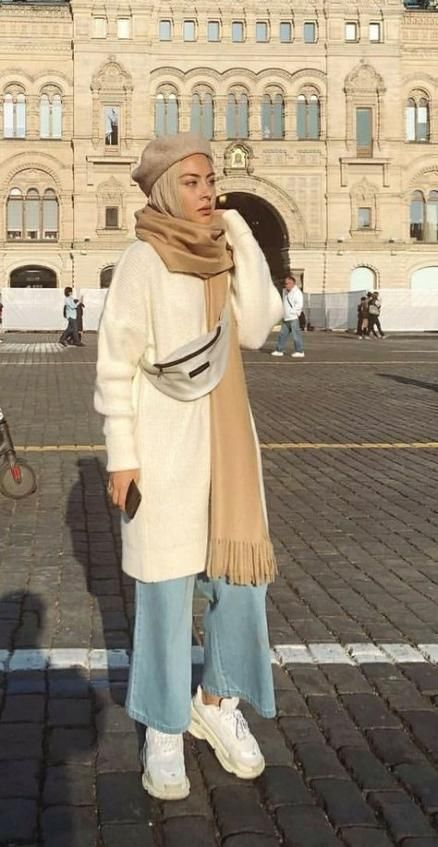 Trendy fashion modest winter