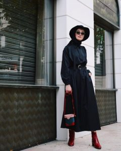Winter Hijab Look Ideas