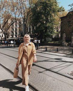 fall Hijab Fashion
