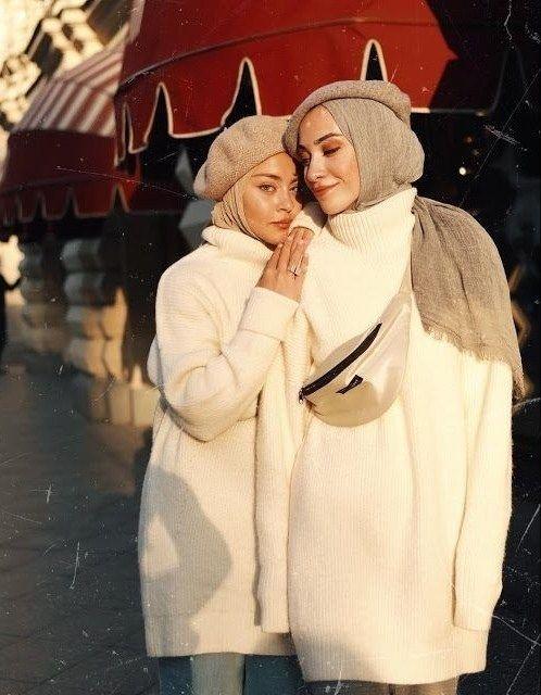 hijab hat style