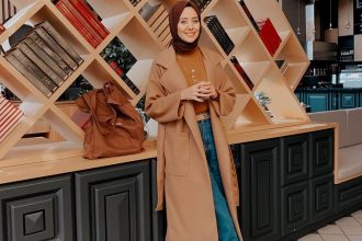Chic Ways to Style Your Hijab Outfits in Brown