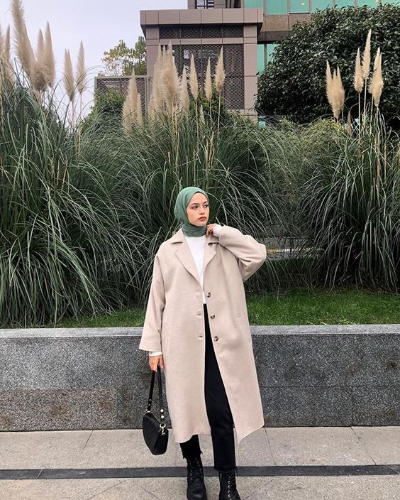 Hijab Looks For Winter Vacation