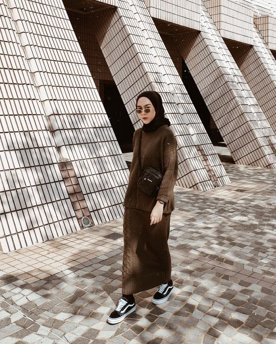 Hijab Outfit Trend You Need To Try in Early 2020