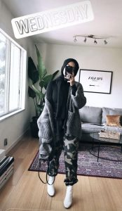 Hijab Winter Vacation