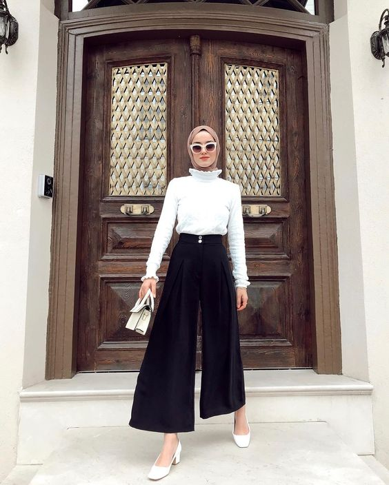 hijab daily outfit
