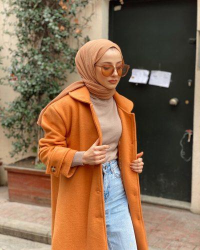 Spring Layering Hijab