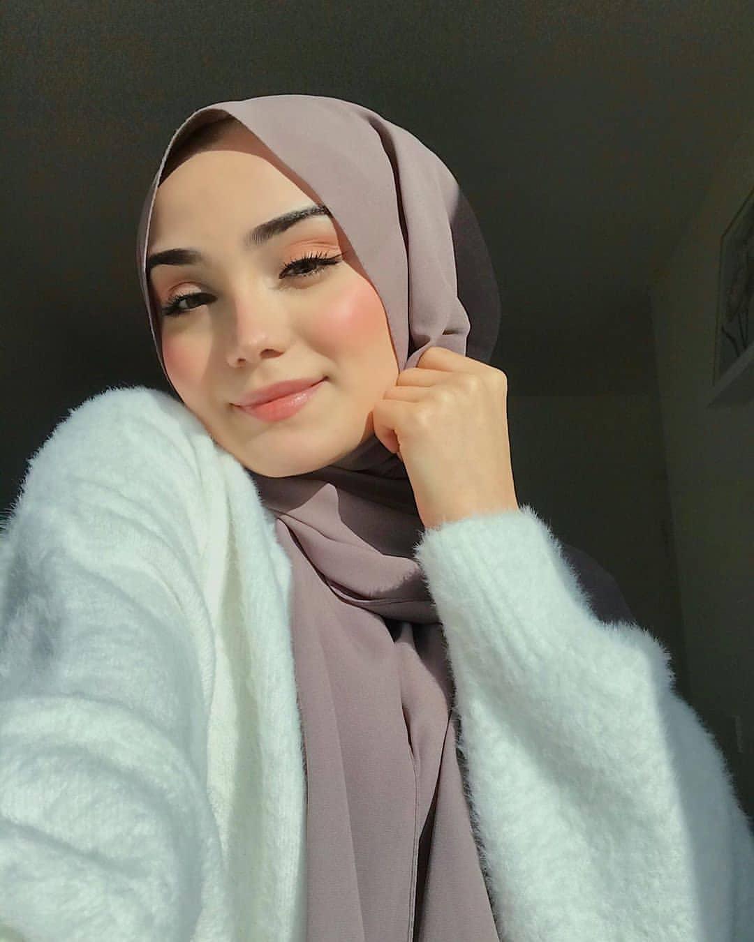 Spring Makeup for hijabis