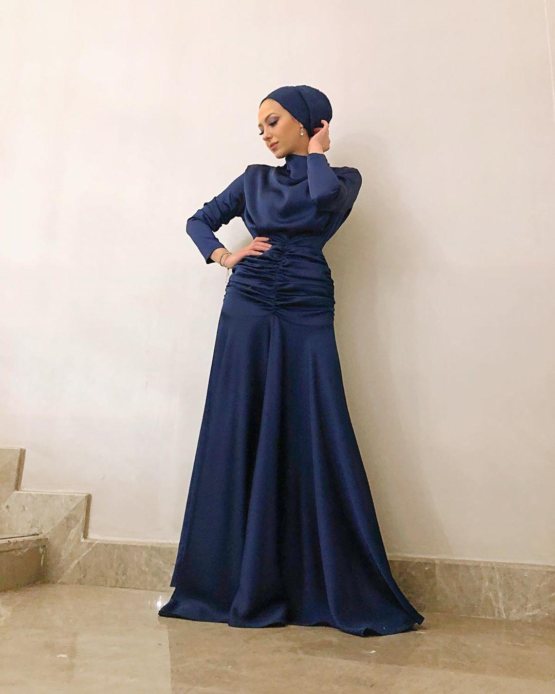 Spring Wedding Guest Hijab Look Ideas