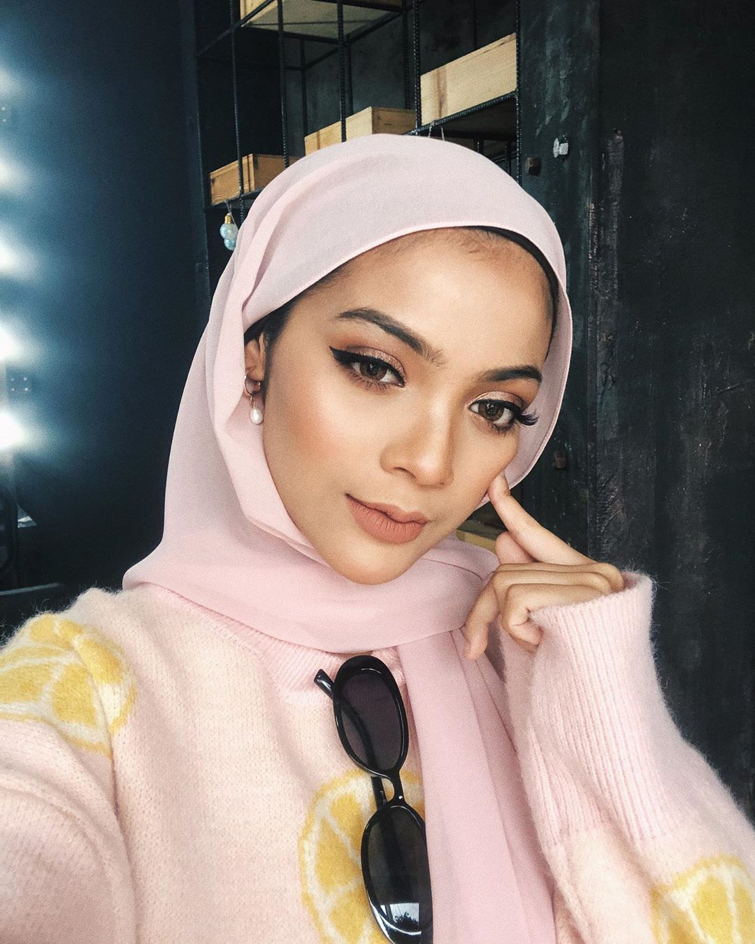 Trend Spring Makeup Looks For Hijabis