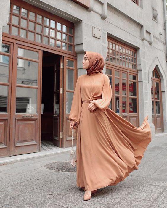 Abaya Trend Style Ideas
