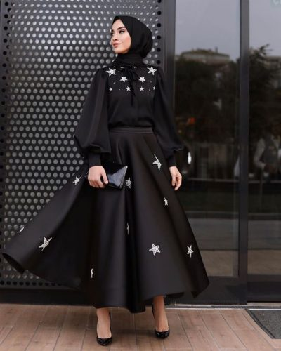 Latest Abaya Trend Style Ideas You Can Copy