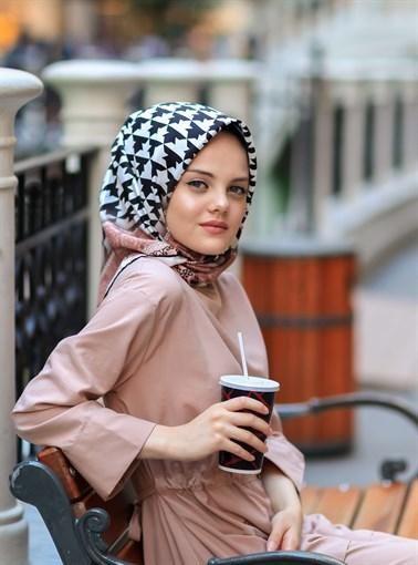 Printed Hijab Scarf