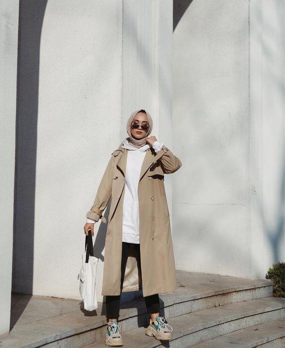 chic hijab spring