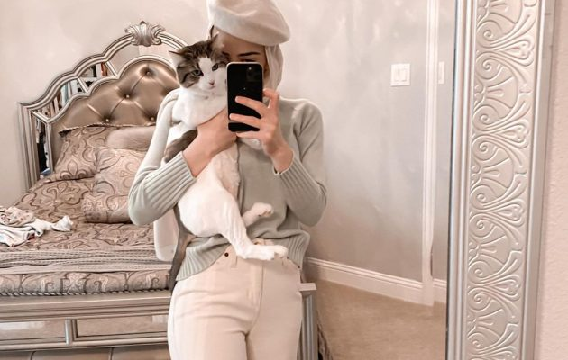 french hijab style