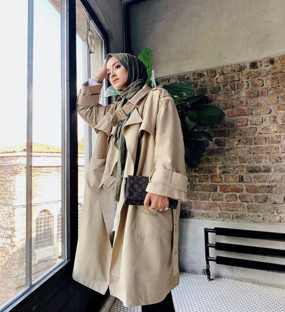 spring hijab fashion