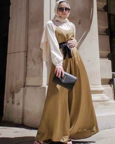 Elegant Fall Wedding Guest Outfit Ideas By Duha (@styledbyduha)