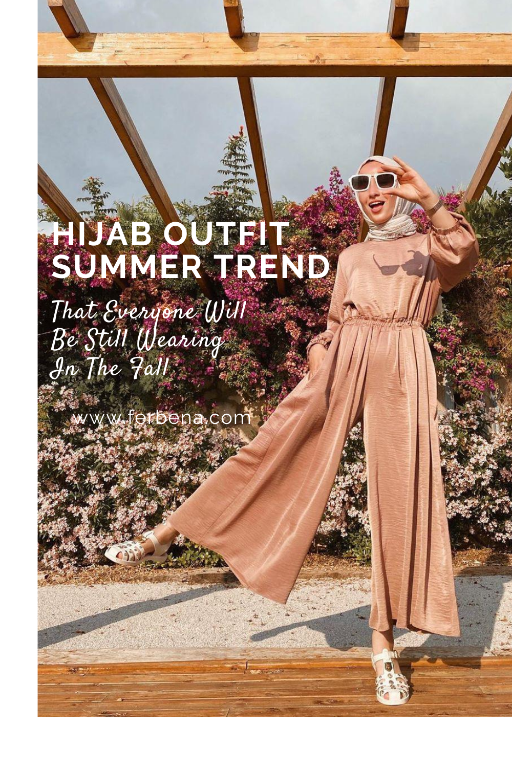 Hijab Outfit Summer Trend That Everyone Will Be Still Wearing In The Fall