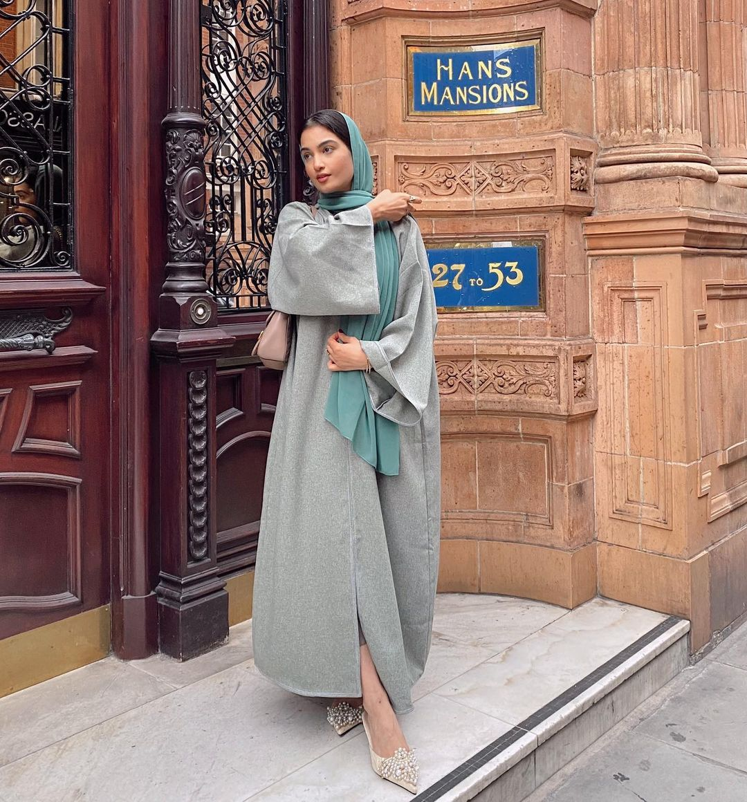 2020 Hijab Trend Matcha Outfit Style Ideas