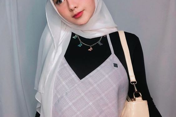 Loose Pashmina Trend Inspired By Malaysian Hijabis