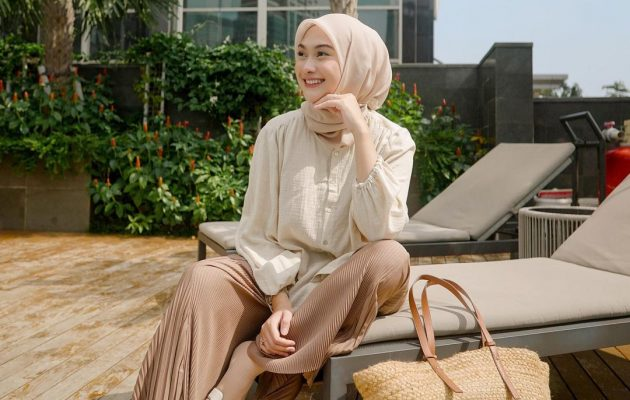 Hijab Vacation Outfit Ideas If You're Only Wear Basic