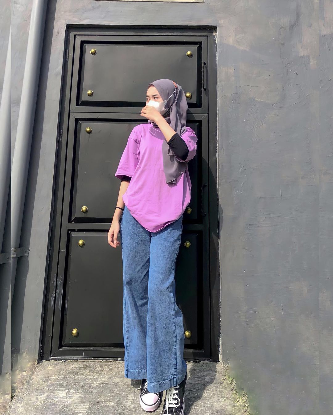 """""""Summer Vibes"""" Hijab Outfit Ideas Will Brighten Your Day!"""