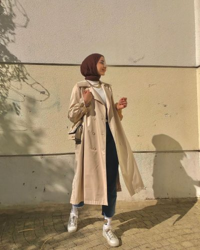 Fall Hijab Outfits That Are Going to Look So Chic This Season