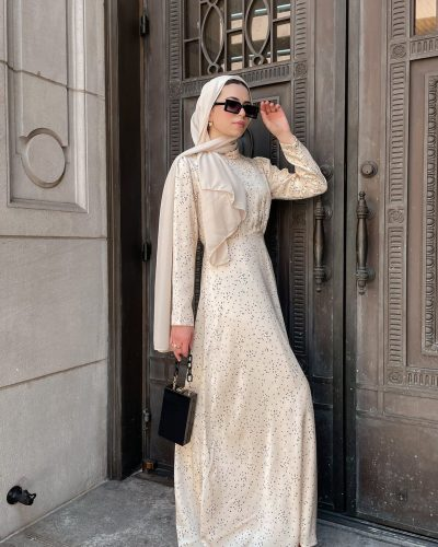 Stylish Hijab Wedding Guest Outfit Ideas You Should Try This Autumn